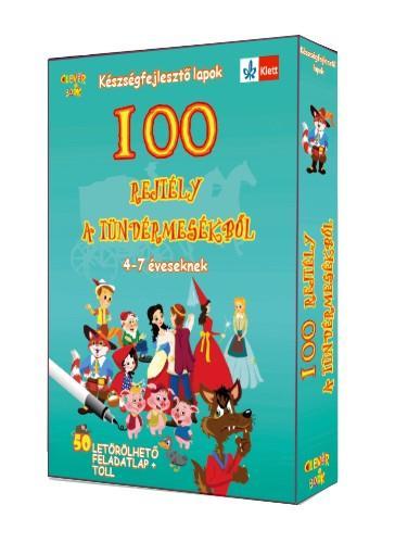 100 REJTÉLY A TÜNDÉRMESÉKBÕL - KÉZSÉGFEJLESZTÕ LAPOK