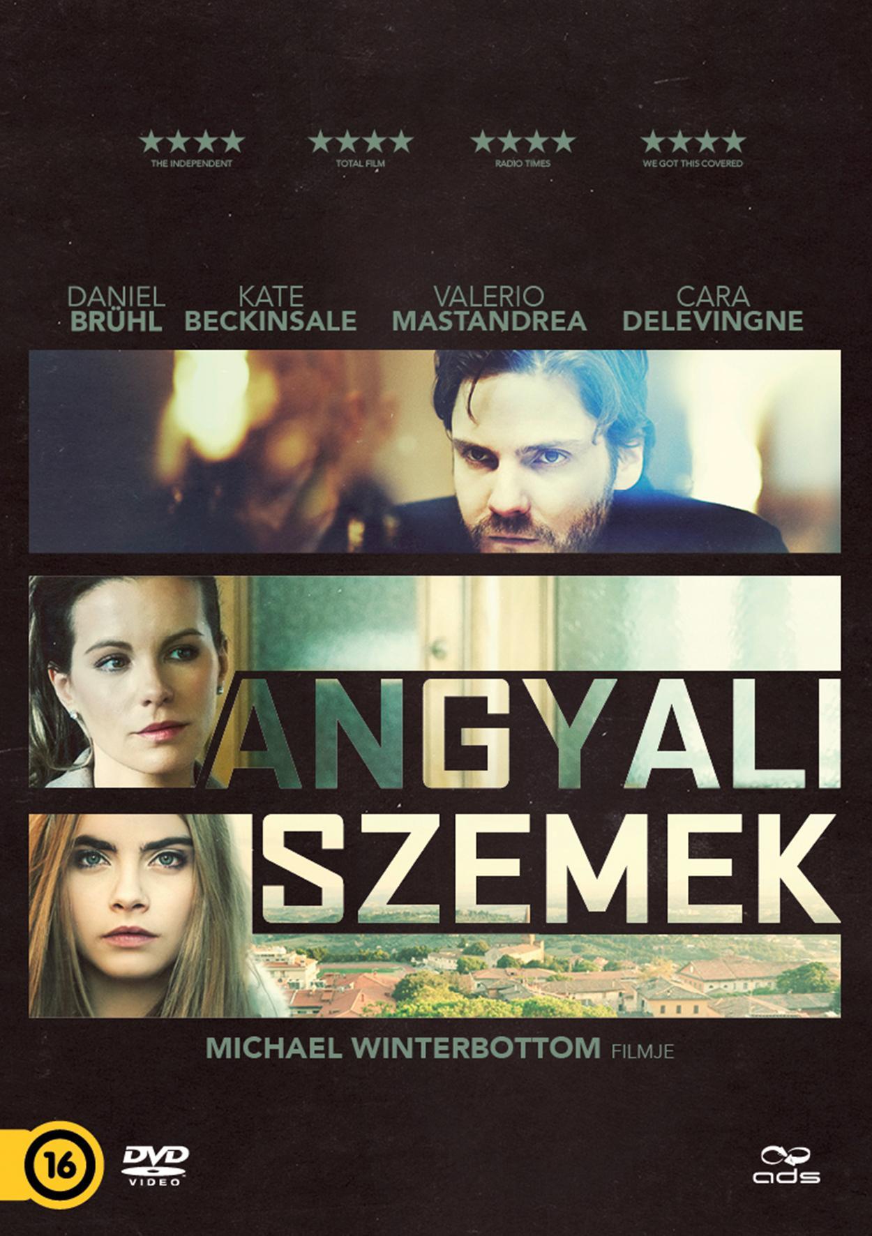 - ANGYALI SZEMEK - DVD -