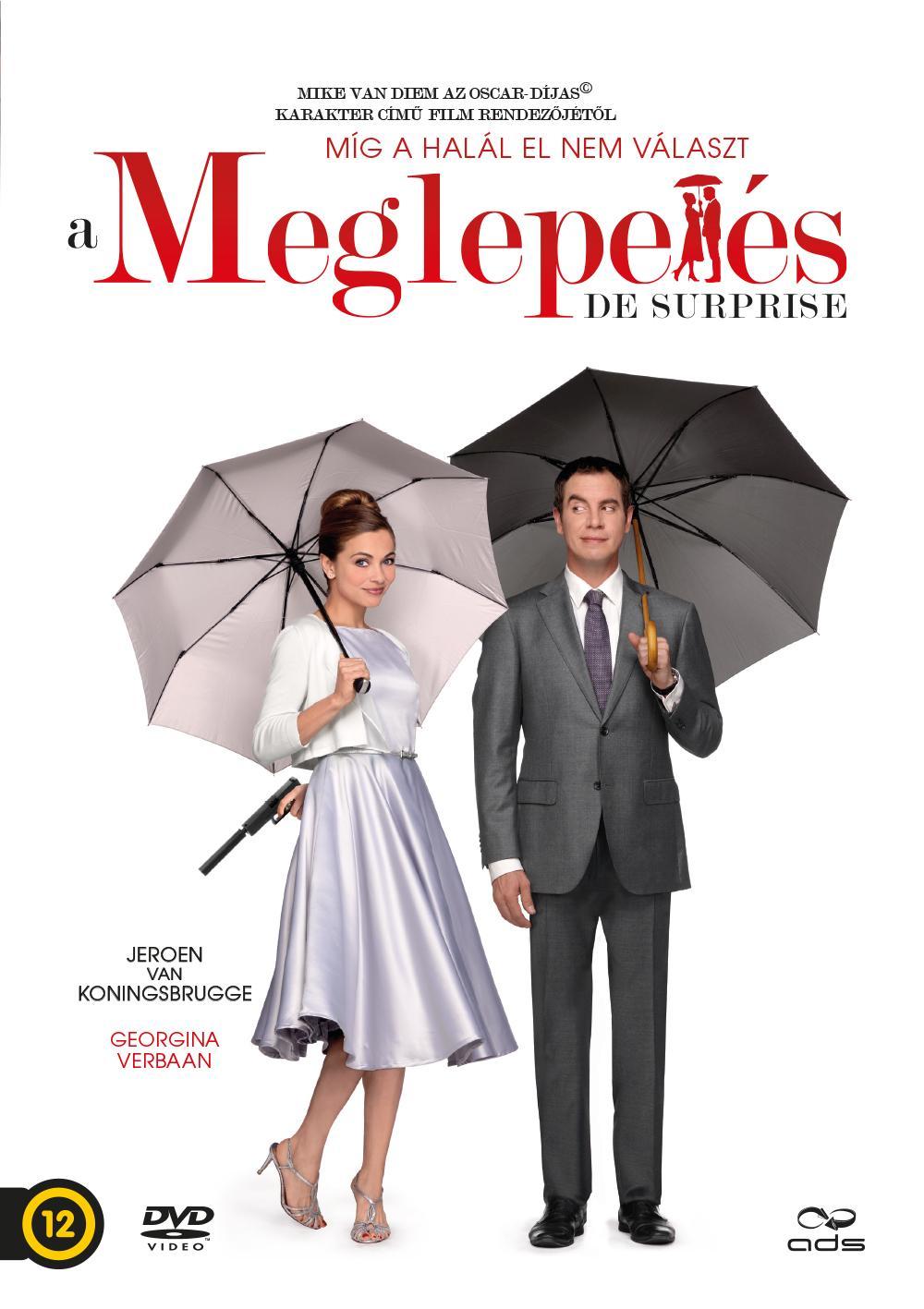 - A MEGLEPETÉS - DVD -