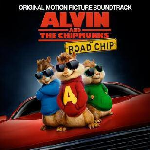 ALVIN AND THE CHIPMUNKS - THE ROAD CHIP - CD -