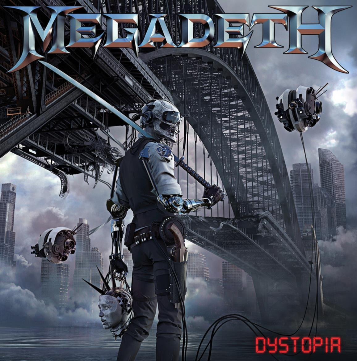 DYSTOPIA - MEGADETH - CD -