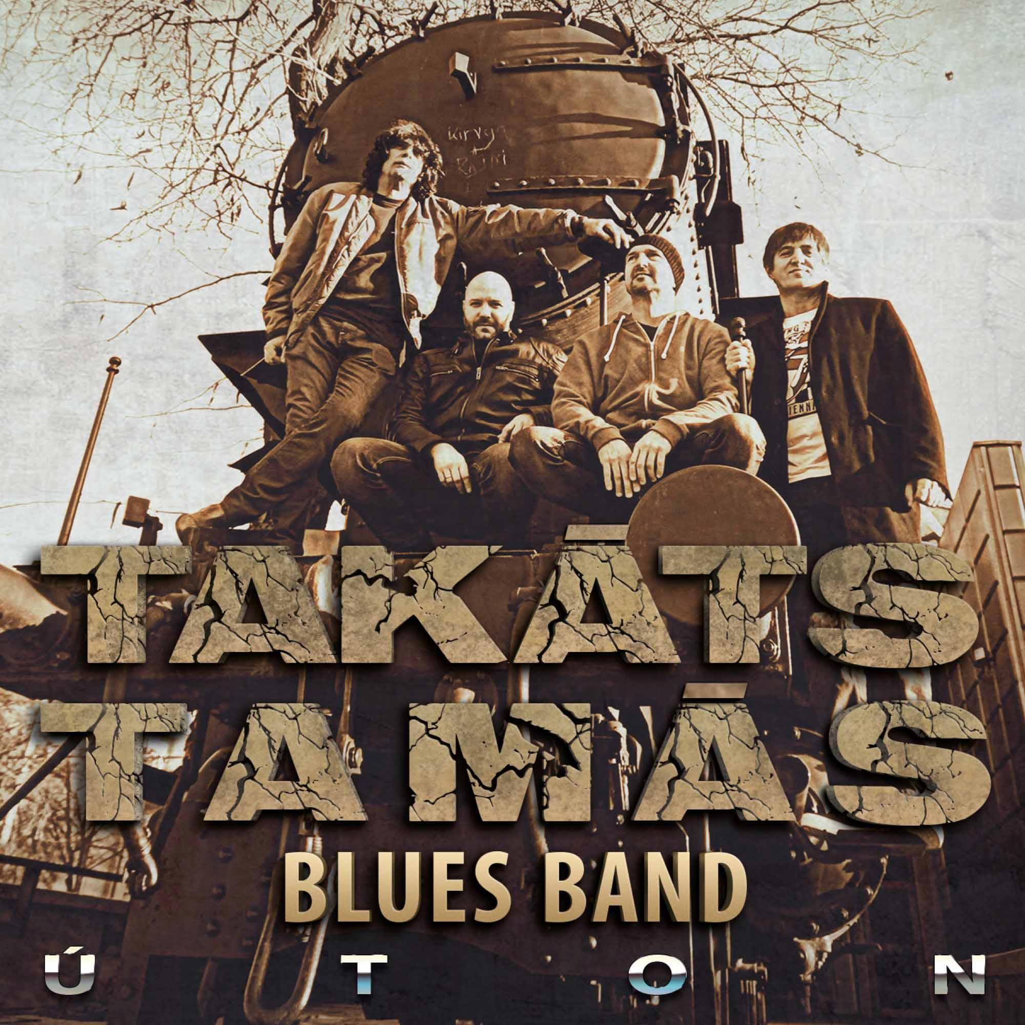 ÚTON - TAKÁTS TAMÁS BLUES BAND - CD