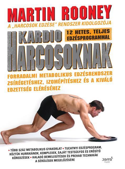 KARDIO HARCOSOKNAK
