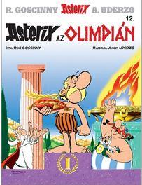 ASTERIX AZ OLIMPIÁN - ASTERIX 12. (ÚJ BORÍTÓ)