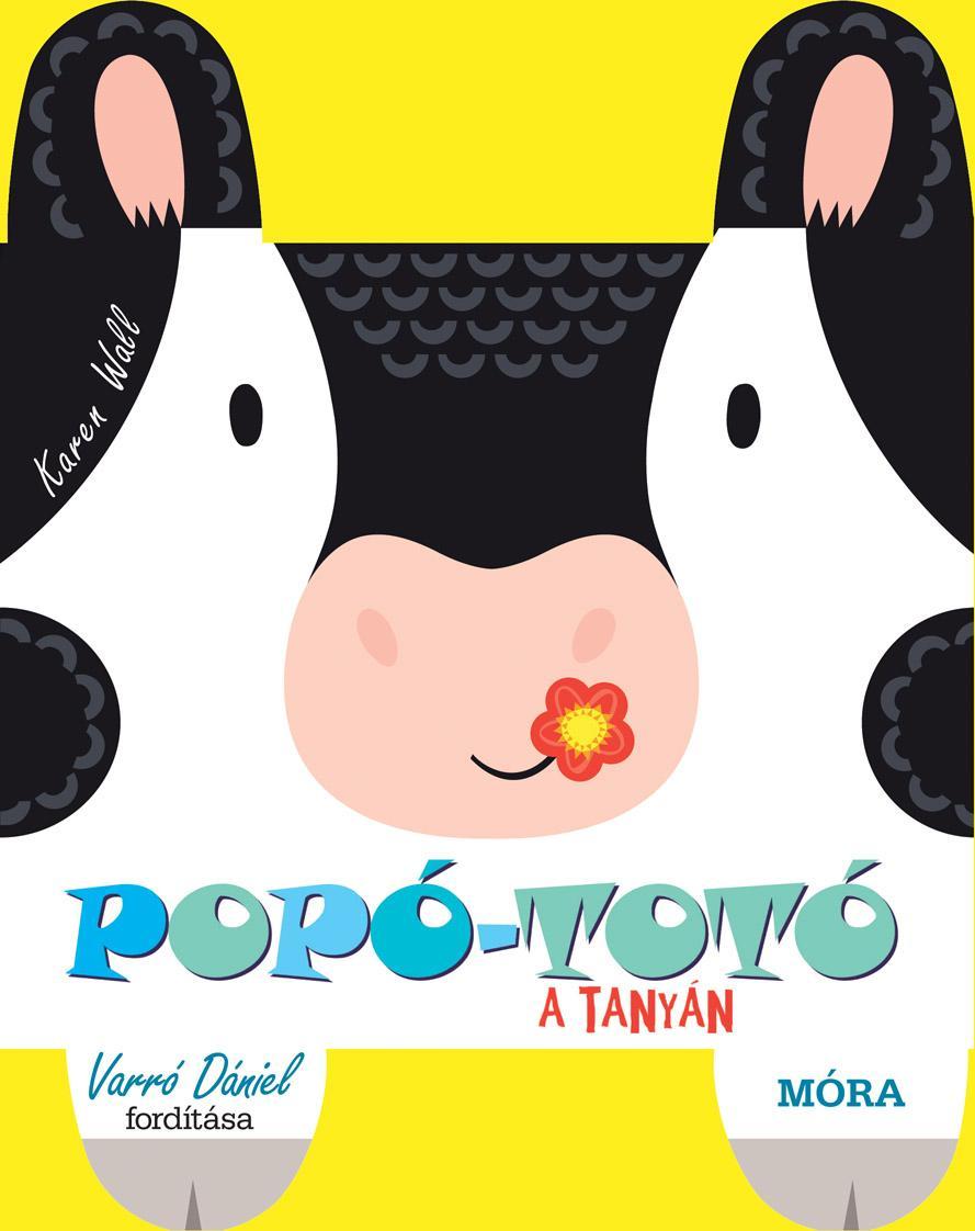 POPÓ-TOTÓ A TANYÁN - LAPOZÓ