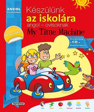 KÉSZÜLÜNK AZ ISKOLÁRA ANGOL-OVISOKNAK CD MELLÉKLETTEL
