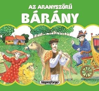 AZ ARANYSZÕRÛ BÁRÁNY - MINI POP-UP