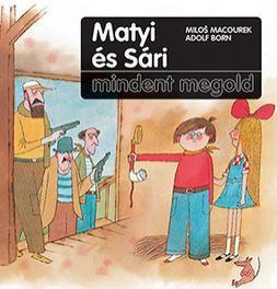 MATYI ÉS SÁRI MINDENT MEGOLD
