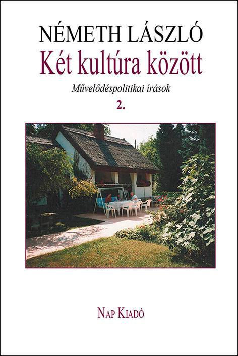 KÉT KULTÚRA KÖZÖTT 2. - MŰVELŐDÉSPOLITIKAI ÍRÁSOK