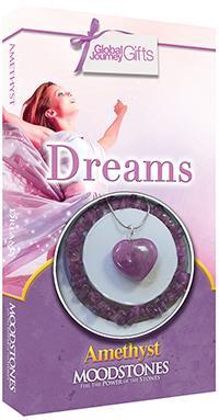DREAMS - ANGYALI KRISTÁLYOK (KARKÖTŐ+MEDÁL LÁNCCAL)