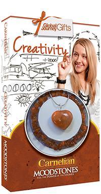 CREATIVITY - ANGYALI KRISTÁLYOK (KARKÖTÕ+MEDÁL LÁNCCAL)