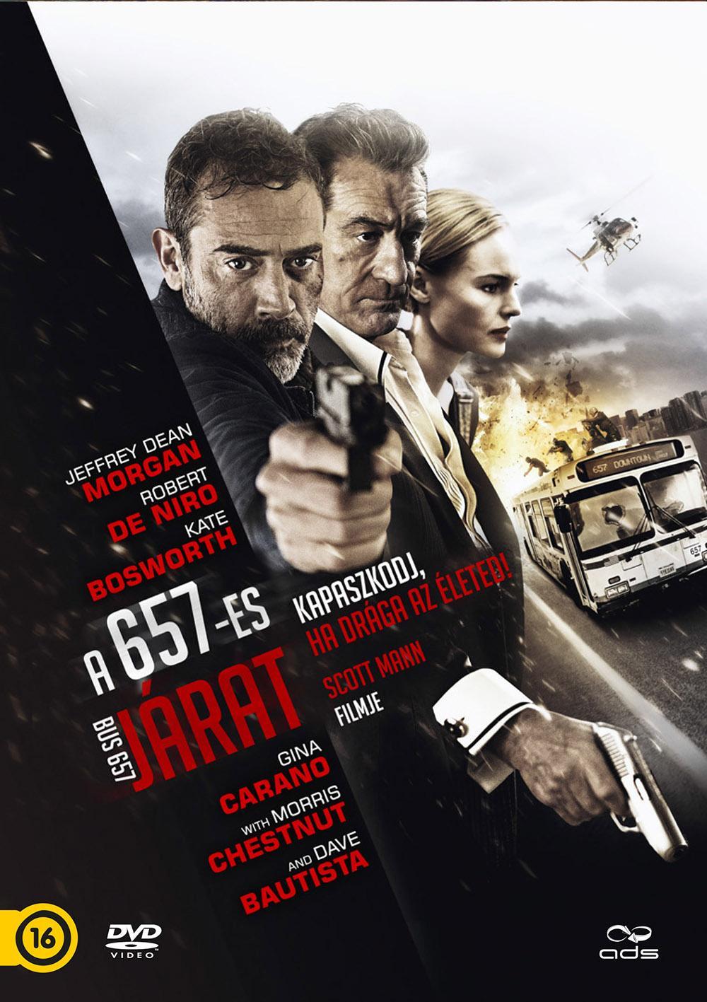 - A 657-ES JÁRAT - DVD -