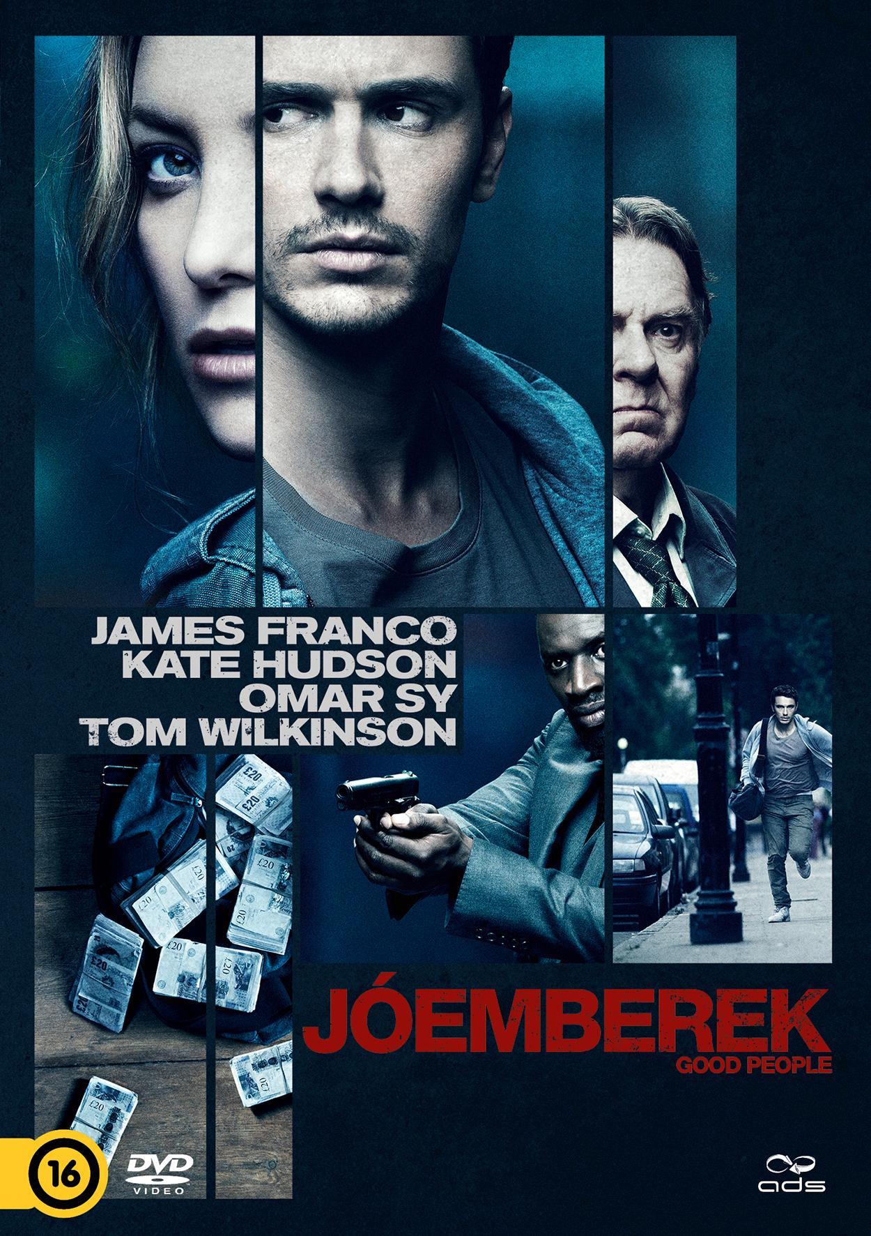 - JÓEMBEREK - DVD -