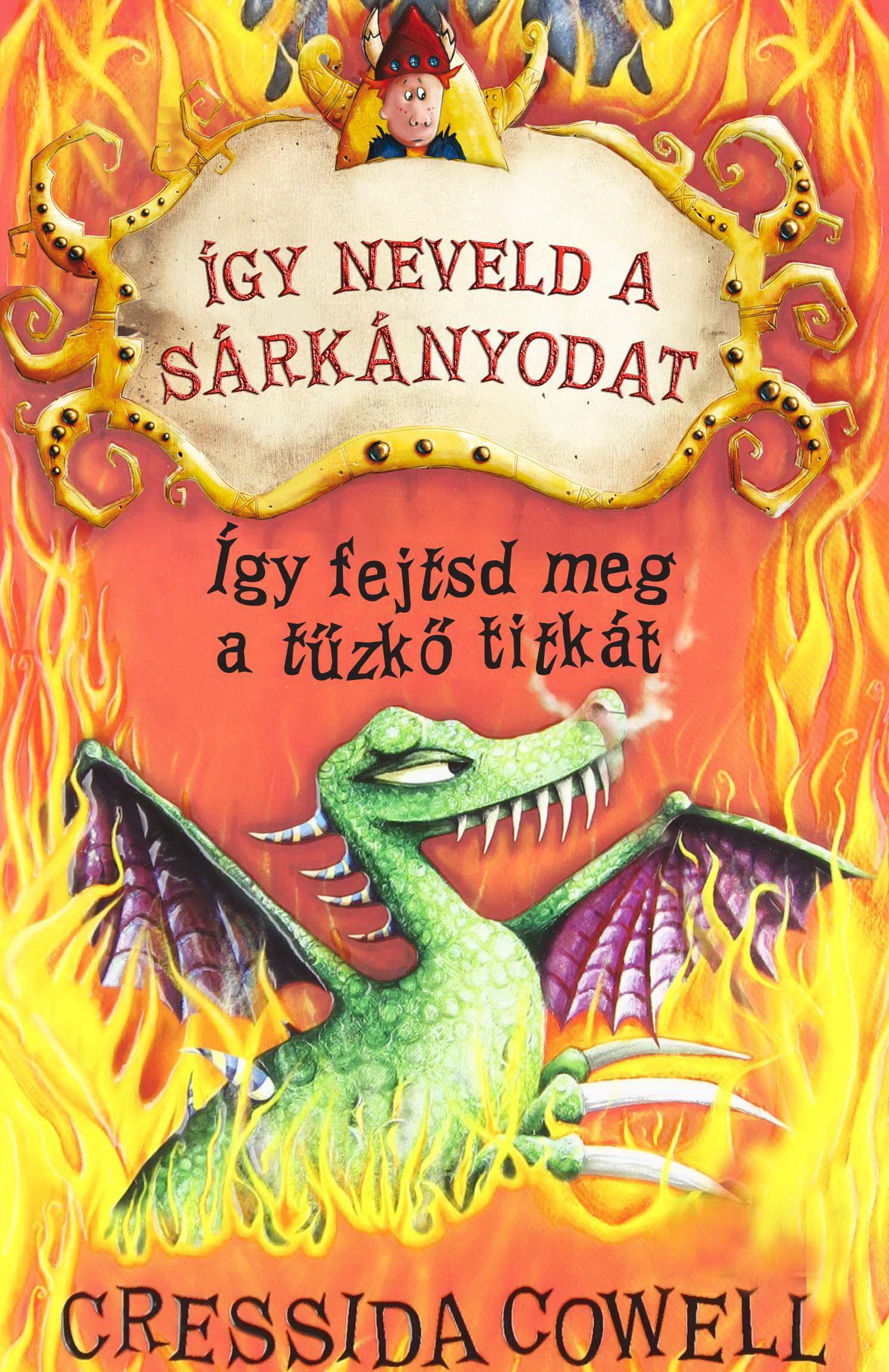 ÍGY FEJTSD MEG A TŰZKŐ TITKÁT - ÍGY NEVELD A SÁRKÁNYODAT 5.