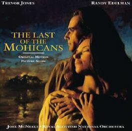THE LAST OF THE MOHICANS - CD -