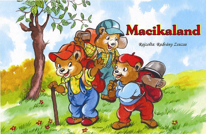 MACIKALAND - LEPORELLÓ