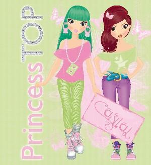 PRINCESS TOP - CASUAL (GREEN)