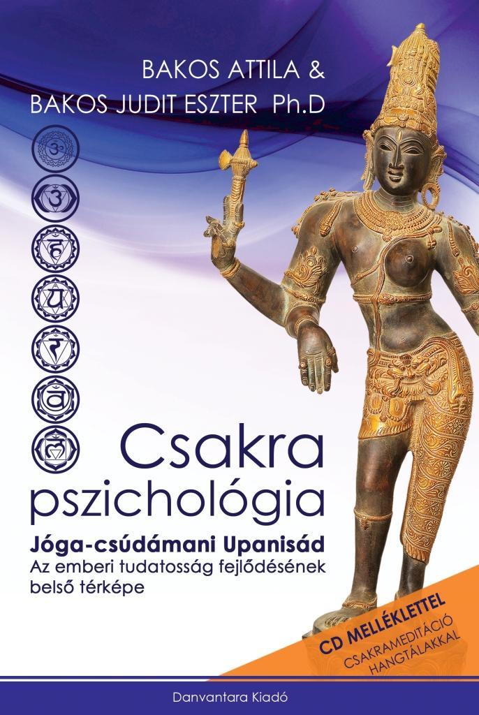 CSAKRA PSZICHOLÓGIA - CD MELLÉKLETTEL
