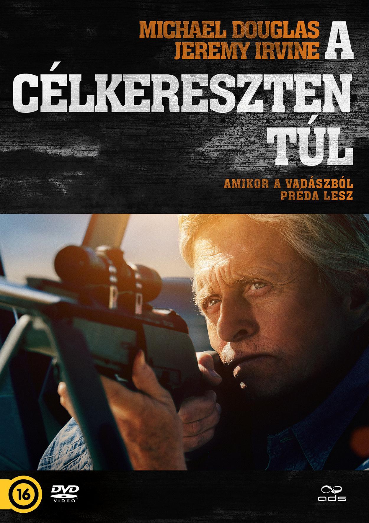 - A CÉLKERESZTEN TÚL - DVD -