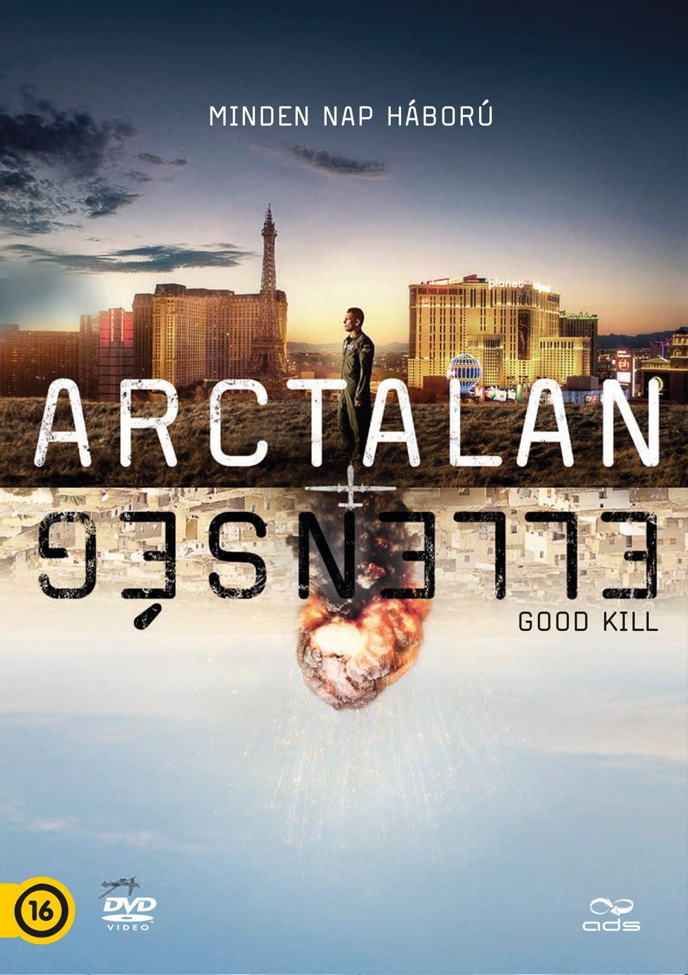- ARCTALAN ELLENSÉG - DVD -