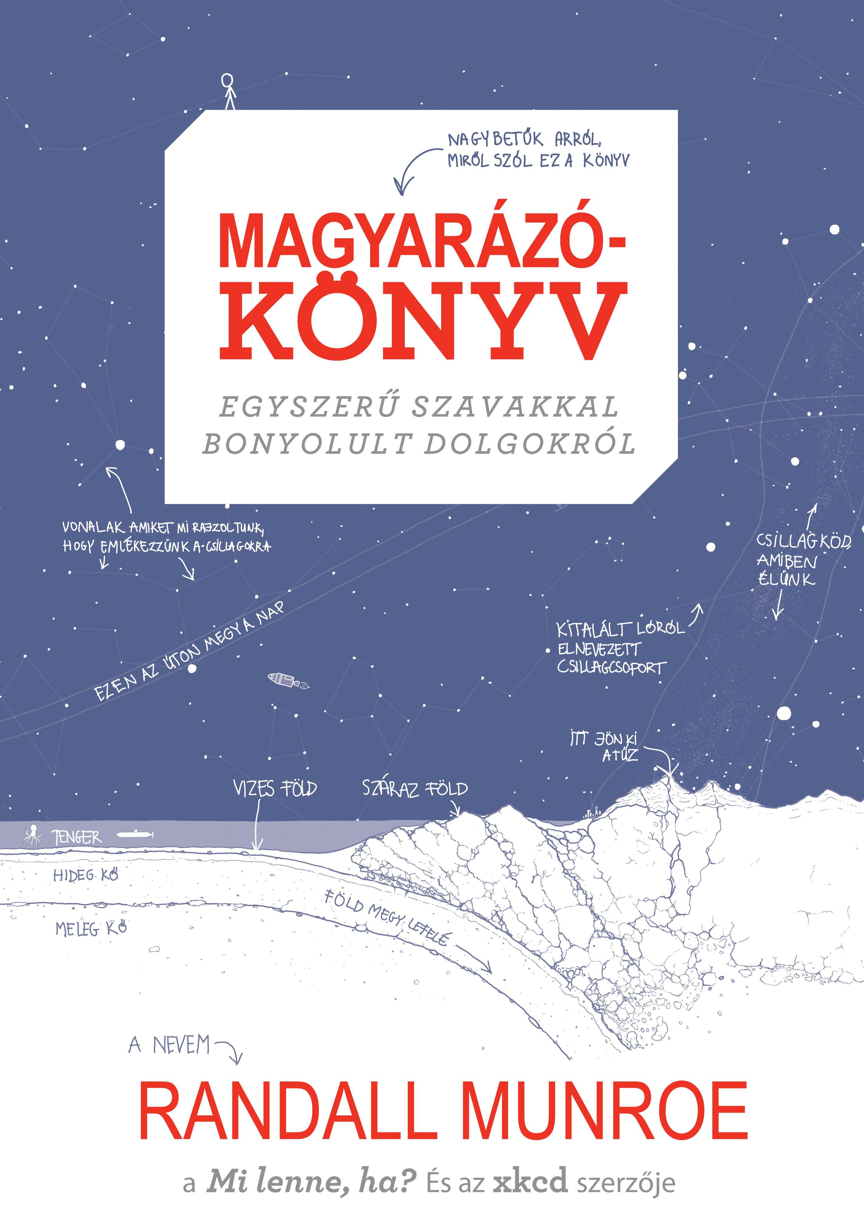MAGYARÁZÓKÖNYV - EGYSZERŰ SZAVAKKAL BONYOLULT DOLGOKRÓL