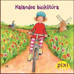 KALANDOS BICIKLITÚRA - PIXI MESÉL 39.