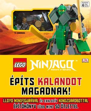 ÉPÍTS KALANDOT MAGADNAK! - LEGO NINJAGO