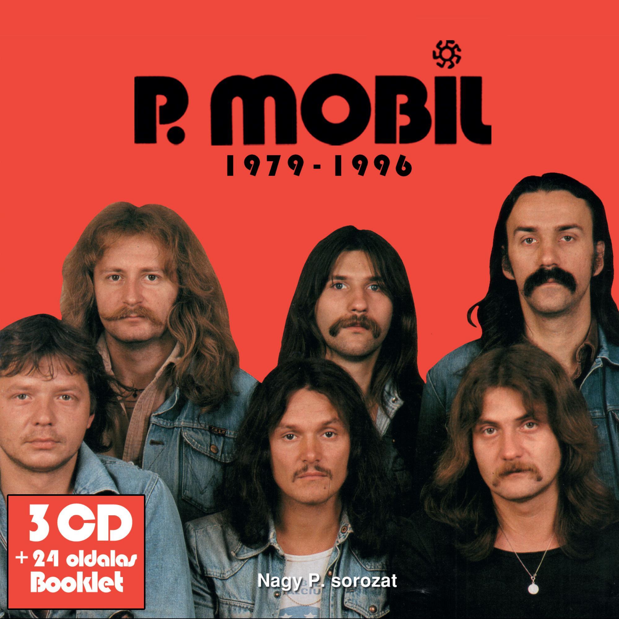 P.MOBIL 1979-1996 - 3CD -