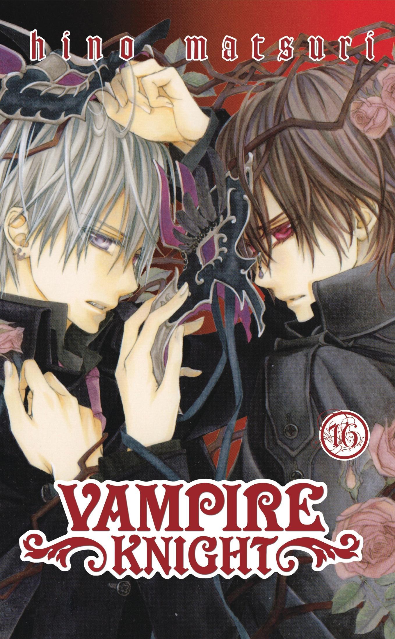 VAMPIRE KNIGHT 16.