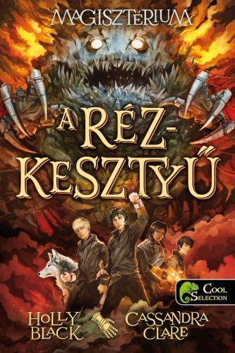 A RÉZKESZTYŰ - MAGISZTÉRIUM 2. - KÖTÖTT