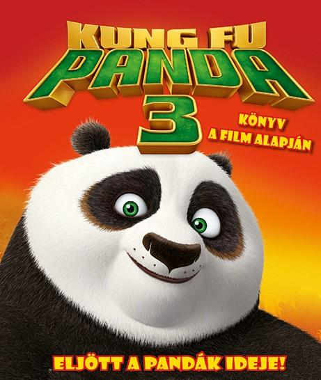 KUNG FU PANDA 3. - KÖNYV A FILM ALAPJÁN