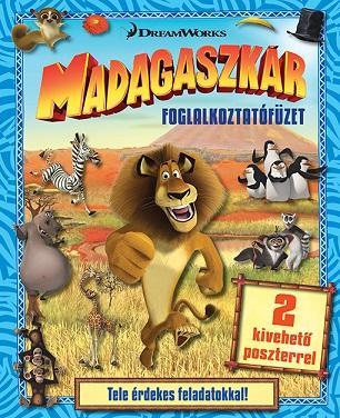 MADAGASZKÁR - FOGLALKOZTATÓFÜZET
