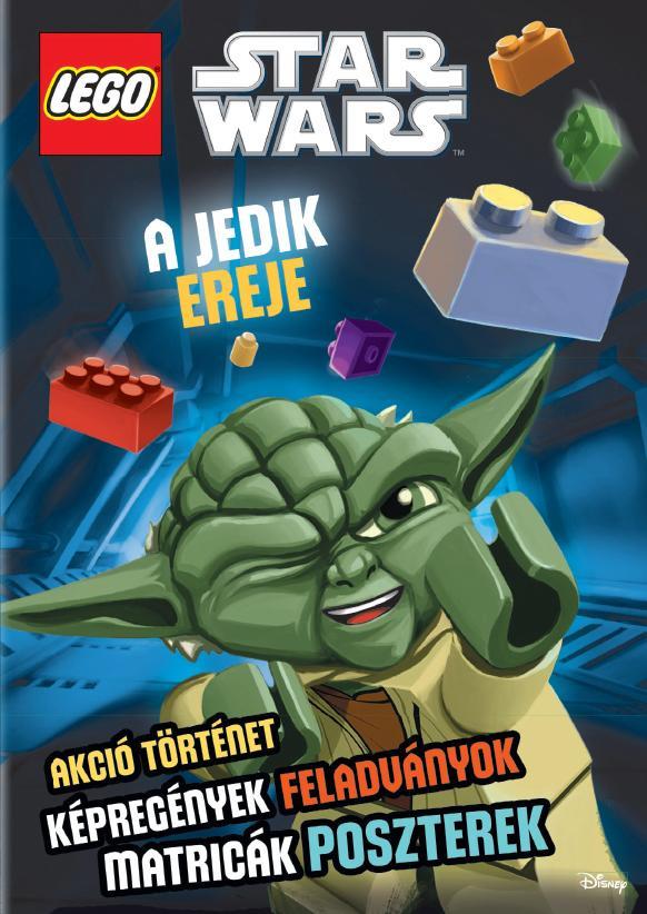 LEGO STAR WARS - A JEDIK HATALMA (POSZTERREL)
