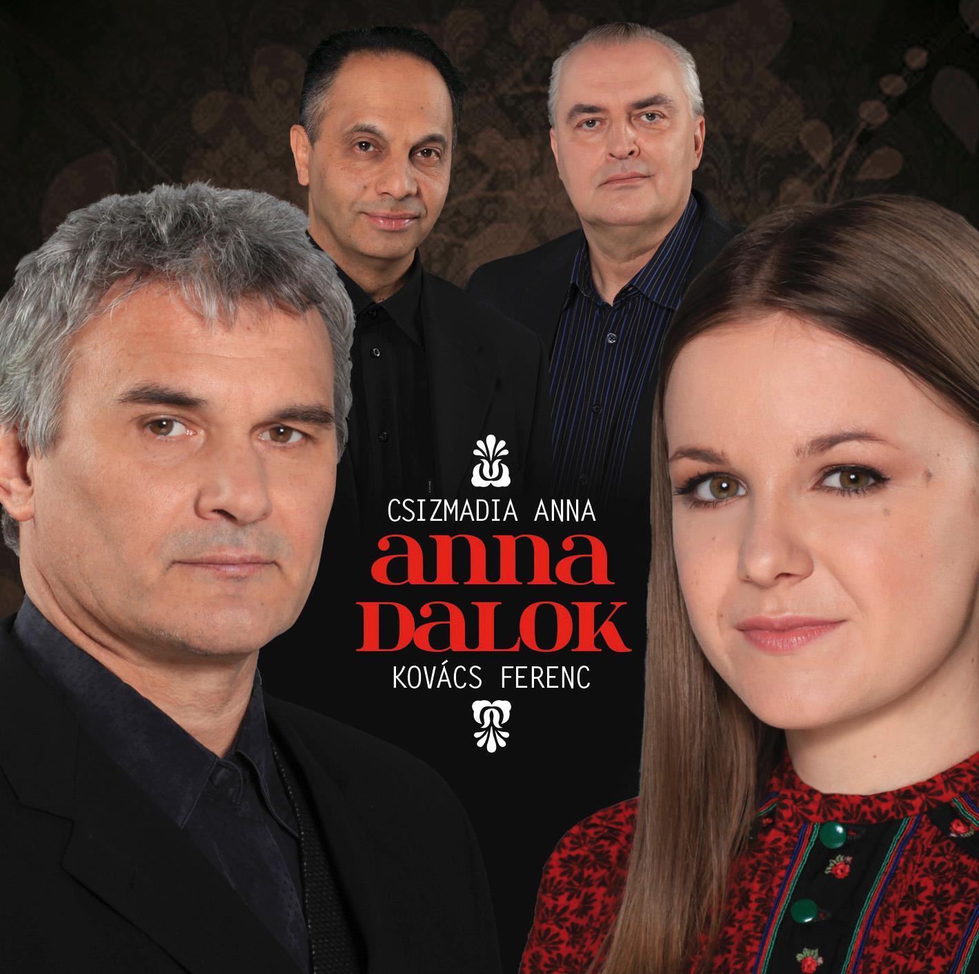ANNA DALOK - CD -