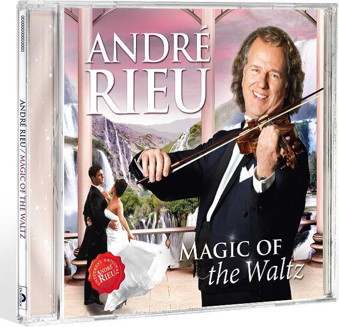 MAGIC OF THE WALTZ - CD -