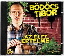 AZ ÉLET ÉRTELME ÉS KERTÉSZETI TIPPEK - CD -