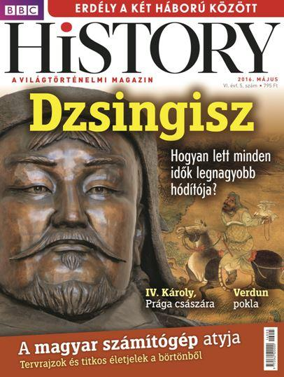 BBC HISTORY VI. ÉVF. - 2016/5.