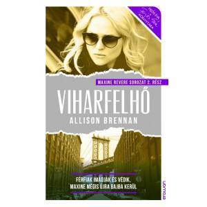 VIHARFELHŐ - MAXINE REVERE SOROZAT 2.