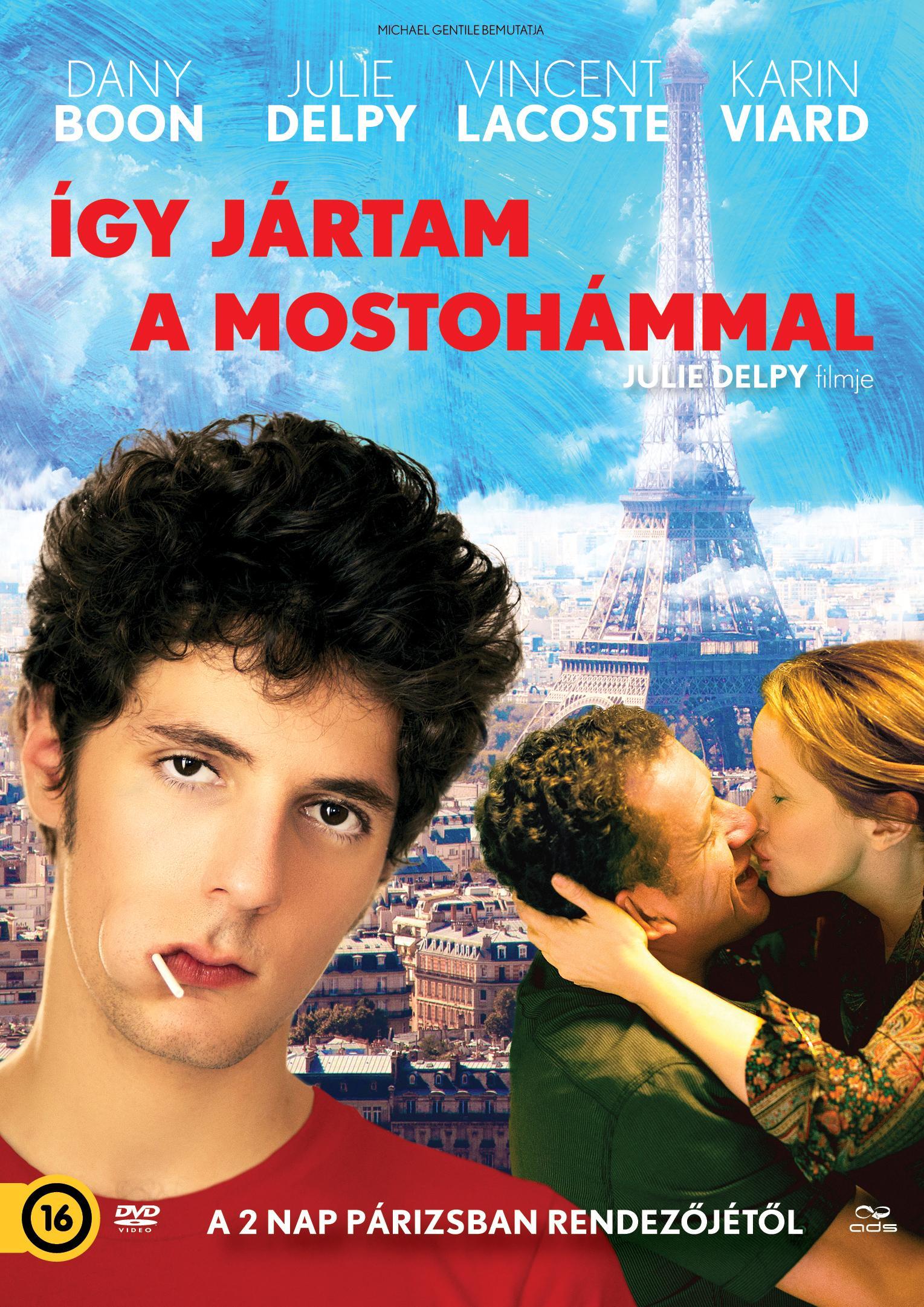 - ÍGY JÁRTAM A MOSTOHÁMMAL - DVD -