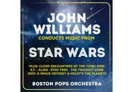STAR WARS (FILMZENÉK) - JOHN WILLIAMS - CD -