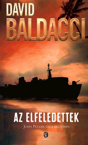 BALDACCI, DAVID - AZ ELFELEDETTEK