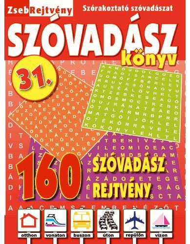 ZSEBREJTVÉNY SZÓVADÁSZ KÖNYV 31.