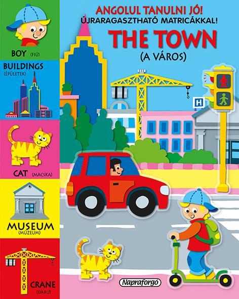 THE TOWN (A VÁROS) - ANGOLUL TANULNI JÓ!