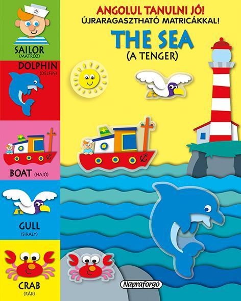 THE SEA (A TENGER) - ANGOLUL TANULNI JÓ!
