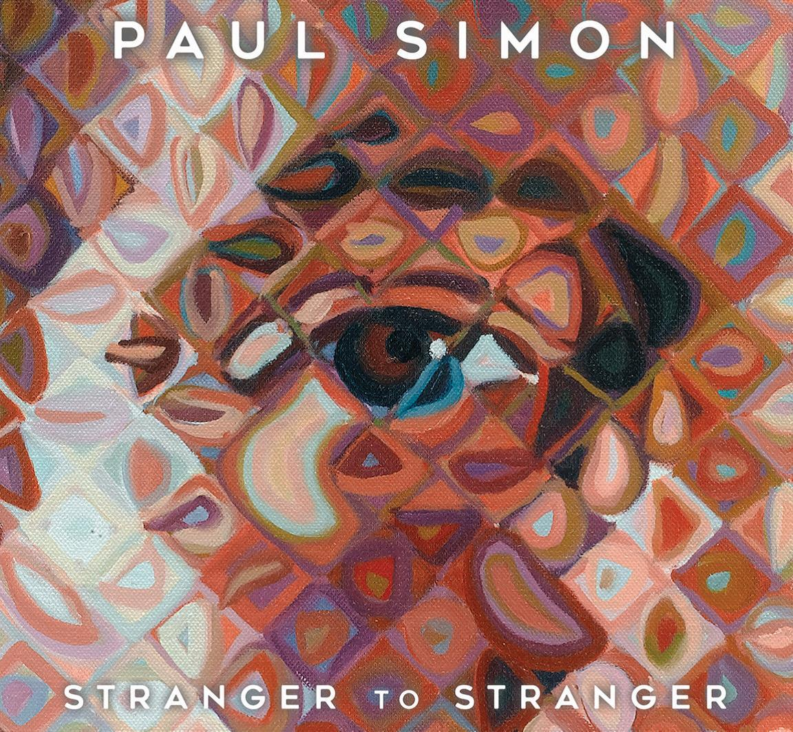 STRANGER TO STRANGER - CD -