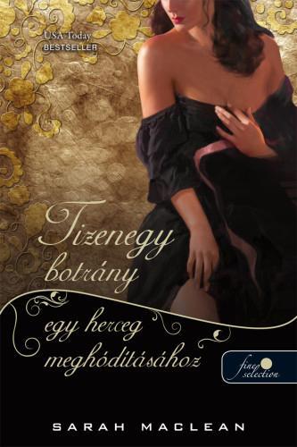 TIZENEGY BOTRÁNY EGY HERCEG MEGHÓDÍTÁSÁHOZ