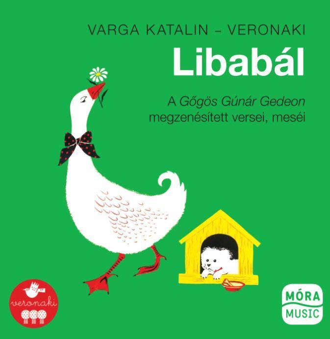 LIBABÁL - ZENEI CD -