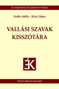 VALLÁSI SZAVAK KISSZÓTÁRA