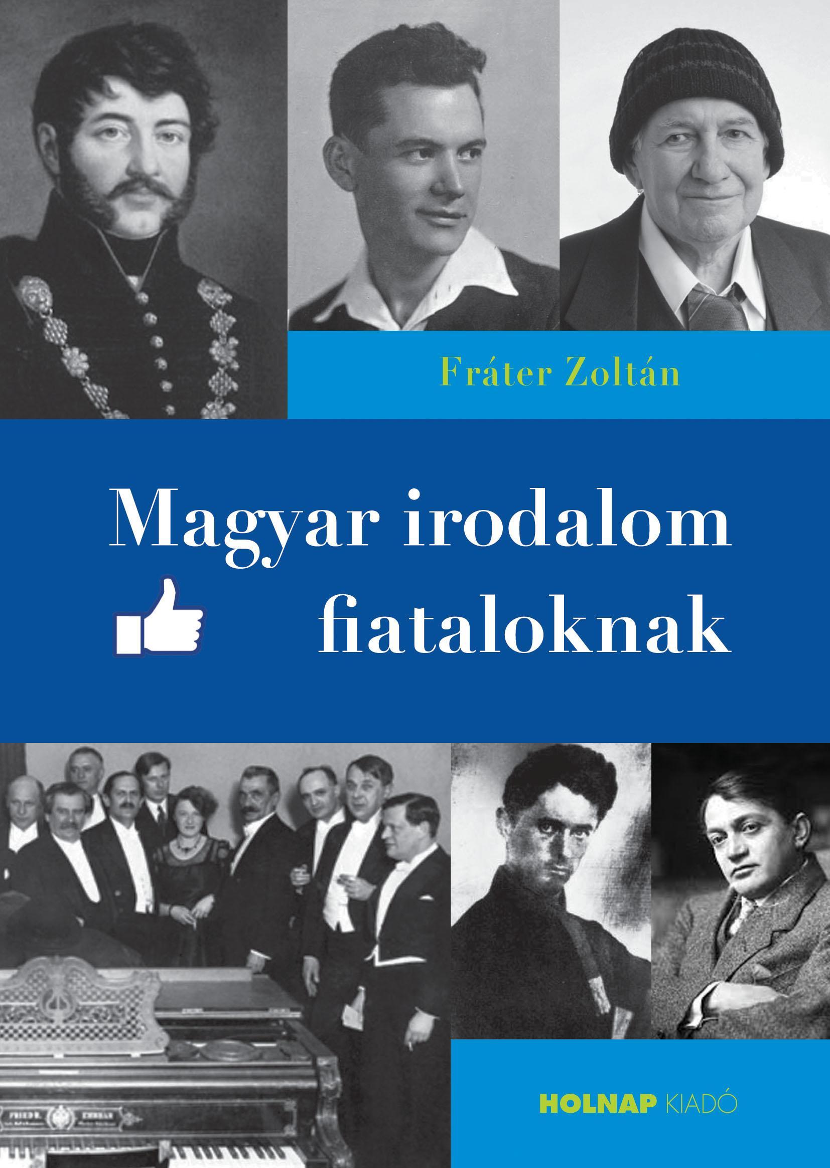 MAGYAR IRODALOM FIATALOKNAK - ÜKH 2016