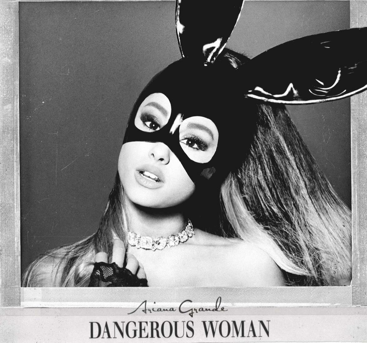GRANDE, ARIANA - DANGEROUS WOMAN - CD -